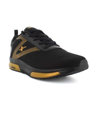 Sparx | Black SM-674 Running Shoes