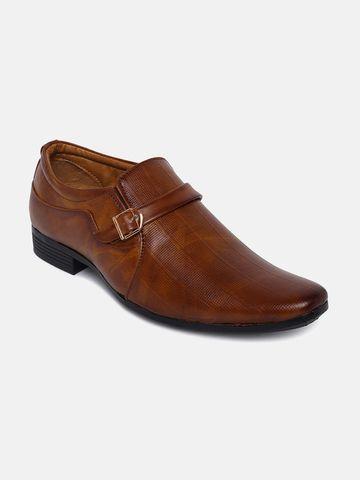 Stanfield | Stanfield SF Men's City Slip -on Shoe Cognac