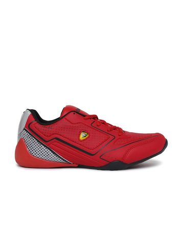 Stanfield   SF Fusion Men's Lace-up shoe Red/ Black