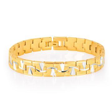 SUKKHI | Sukkhi Equisite Gold Plated Bracelet For Men