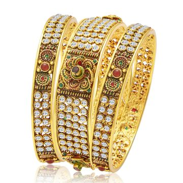 SUKKHI | Sukkhi Stunning Gold Plated Bangle For Women