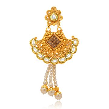 SUKKHI | Sukkhi Modern Gold Plated Ad Passa For Women