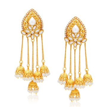SUKKHI | Sukkhi Stunning Gold Plated Earring For Women