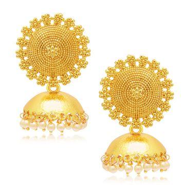 SUKKHI | Sukkhi Stylish Gold Plated Earring For Women
