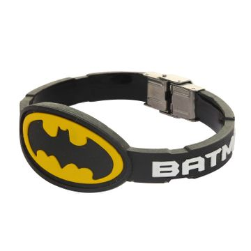 SUKKHI | Sukkhi Dynamic Batman Rubber Bracelet For Men