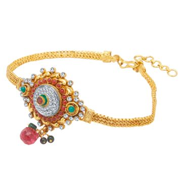 SUKKHI | Sukkhi Artistically Gold Plated Bajuband For Women