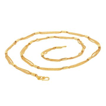 SUKKHI | Sukkhi Ethnic Gold Plated Chain for Men