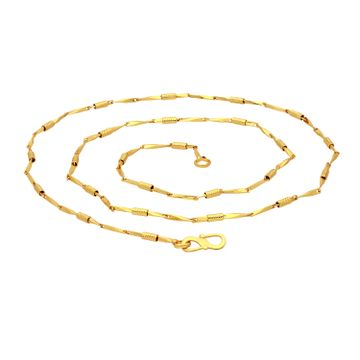 SUKKHI | Sukkhi Attractive Gold Plated Unisex Link chain