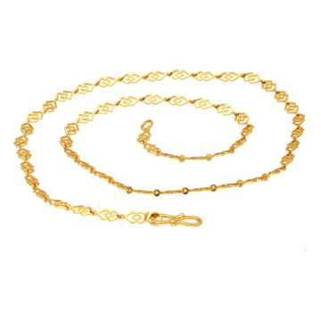 SUKKHI | Sukkhi Fancy Gold Plated Unisex chain