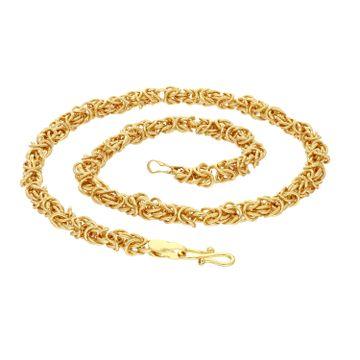 SUKKHI | Sukkhi Exclusive Gold Plated Unisex Byzantine Chain