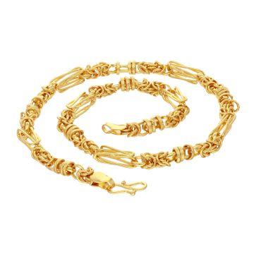 SUKKHI | Sukkhi Ritzy Gold Plated Unisex Chain