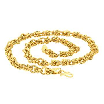 SUKKHI | Sukkhi Mesmerizing Gold Plated Unisex Chain