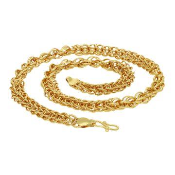 SUKKHI | Sukkhi Fascinating Gold Plated Unisex Chain