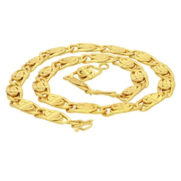 SUKKHI | Sukkhi Eye-Catching Gold Plated Unisex Chain