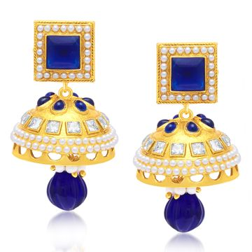 SUKKHI | Sukkhi Exotic Gold Plated Jhumki Earring For Women