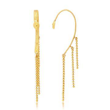 SUKKHI | Sukkhi Bewitching Gold Plated Earcuff Ear-Cuff For Women