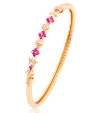 SUKKHI | Sukkhi Beguiling Gold Plated Kada For Women