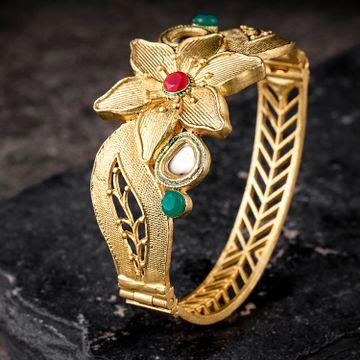 SUKKHI | Sukkhi Lavish Gold Plated Kada for Women