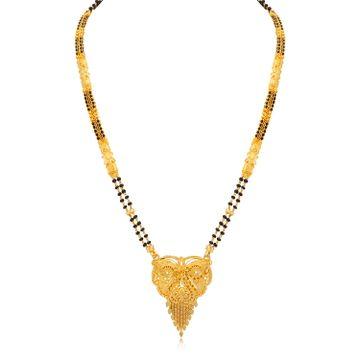 SUKKHI | Sukkhi Astonish Gold Plated Mangalsutra for Women