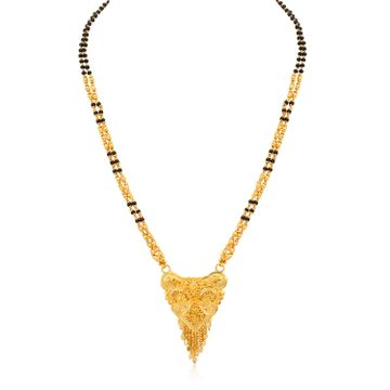 SUKKHI | Sukkhi Gleaming Gold Plated Mangalsutra for women