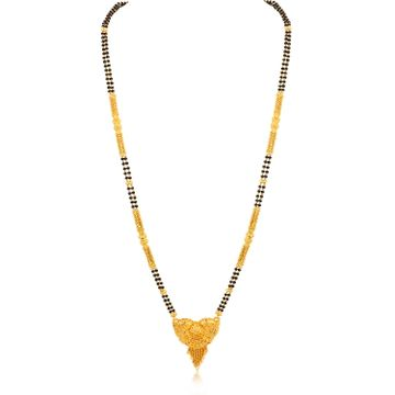 SUKKHI | Sukkhi Stylish Gold Plated Mangalsutra for women