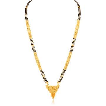 SUKKHI | Sukkhi Classy Gold Plated Mangalsutra for women