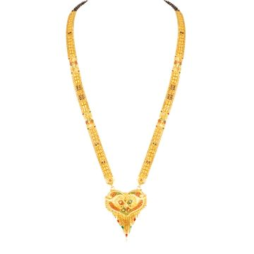SUKKHI | Sukkhi Exotic Gold Plated Mangalsutra for women