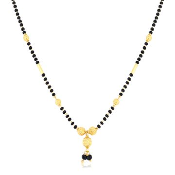 SUKKHI | Sukkhi Classic Gold Plated Mangalsutra for women