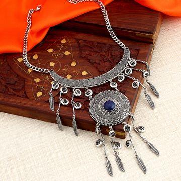 SUKKHI | Sukkhi Estonish Oxidised Necklace For Women