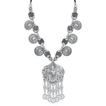 SUKKHI | Sukkhi Incredible Collar Oxidised Necklace Set for Women