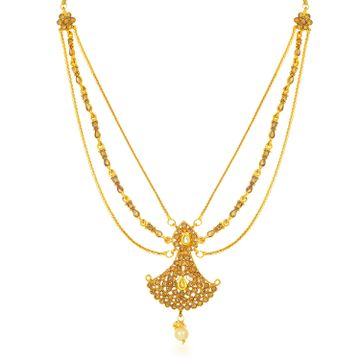 SUKKHI   Sukkhi Appealing Collar Gold Plated Necklace for Women