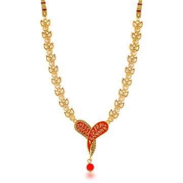 SUKKHI | Sukkhi Beguiling Collar Gold Plated Necklace for Women