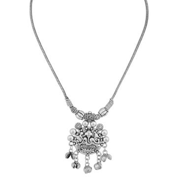 SUKKHI | Sukkhi Traditional Oxidised Ganesh ji Pendant For Women