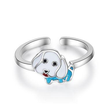 SUKKHI   Sukkhi Shimmering Doggy Austrian Diamond Rhodium Plated Ring for Women