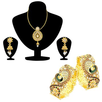 SUKKHI | Sukkhi Vintage Collection Combo Pack Of Two SJ249CB