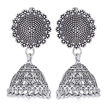 SUKKHI | Sukkhi Tibale Oxidised Jhumki Earring for Women