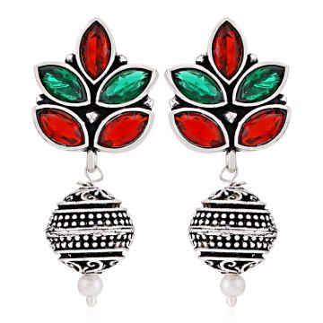 SUKKHI | Sukkhi Fabulous Oxidised Dangle Earring for Women