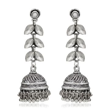 SUKKHI | Sukkhi Charming Oxidised Jhumki Earring For Women