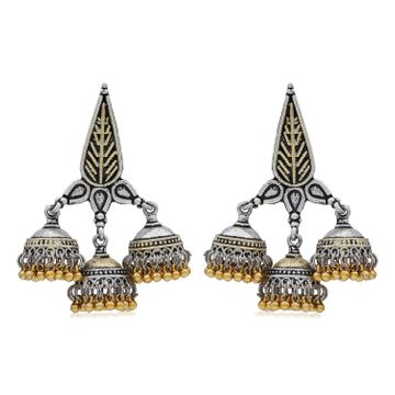 SUKKHI | Sukkhi Elegant Oxidised Jhumki Earring For Women