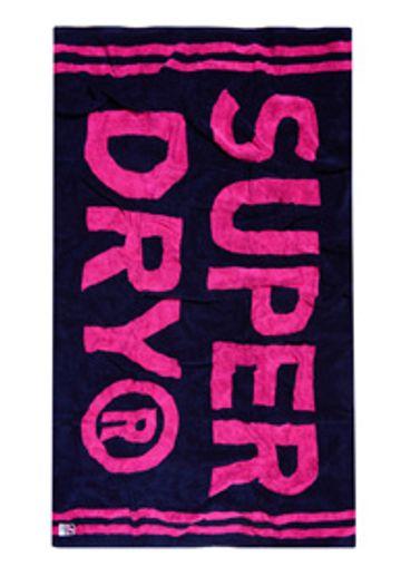 Superdry   SUPERDRY STRIPE BEACH TOWEL