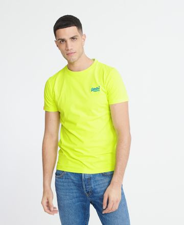 Superdry | Lime Solid T-Shirt