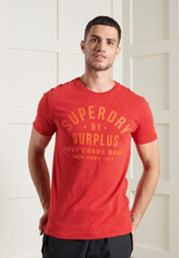 Superdry | SURPLUS GOODS GRAPHIC TEE