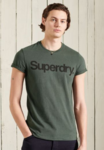 Superdry | MILITARY GRAPHIC TEE 185