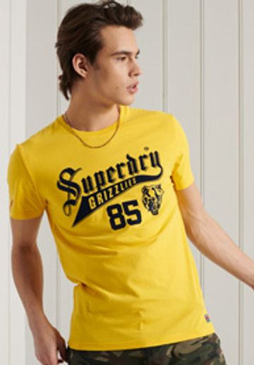 Superdry | COLLEGIATE GRAPHIC TEE 185
