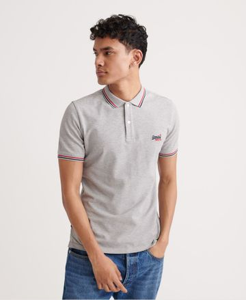 Superdry | CLASSIC MICRO LITE TIPPED S/S POLO