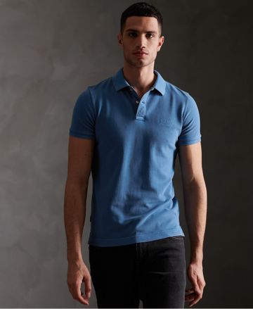 Superdry | VINTAGE DESTROYED S/S PIQUE POLO