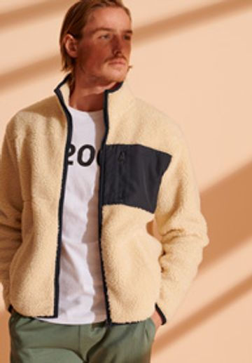 Superdry | NYC SHERPA JACKET