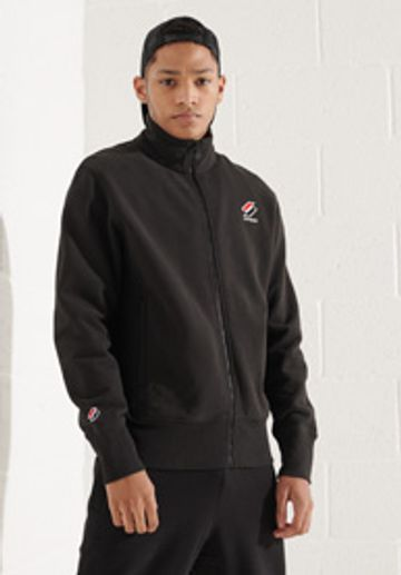 Superdry | SPORTSTYLE ESSENTIAL TRACK TOP