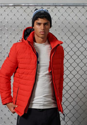 Superdry | HOODED FUJI JACKET