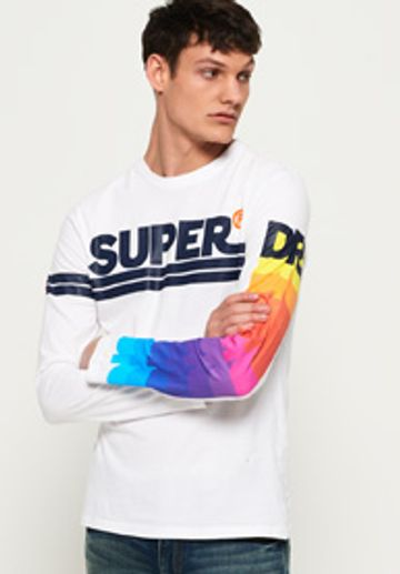 Superdry | SPECTRUM MID WEIGHT L/S TEE